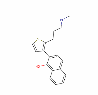 Duloxetine iMpurity (alpha-hydroxy)