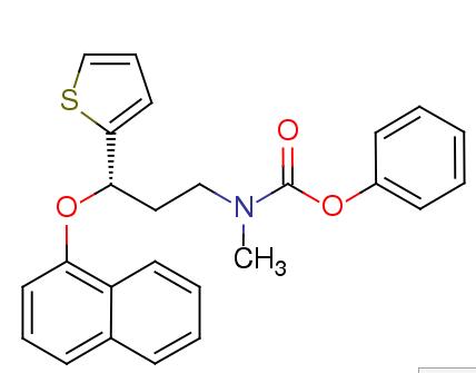 Duloxetine Phenyl Carbamate